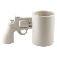 Керамическая кружка Револьвер