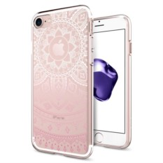 Клип-кейс для iPhone 7 Liquid Crystal Shine Pink