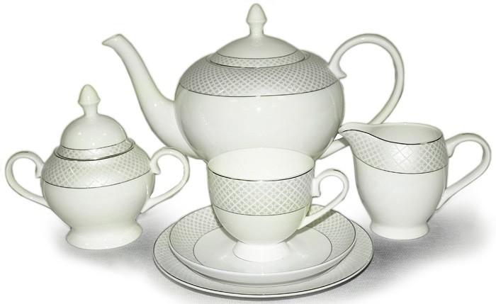Чайный сервиз на 6 персон Emerald Элеганс