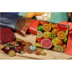 Портмоне Elole Design Сочные фрукты