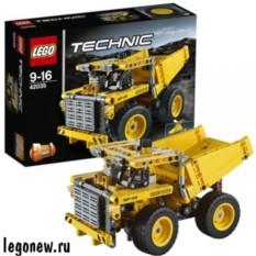 Конструктор Lego Technic 42035 Карьерный грузовик