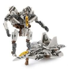 Модель робота-трансформера Старскрим