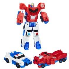 Игрушка Transformers Роботы под прикрытием: Крэш-Комбайнер