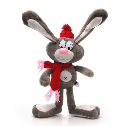 Заяц «Сева в шапке»