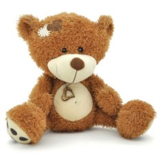 Мягкая игрушка Мишутка Пузя, 25 см, Orange Toys