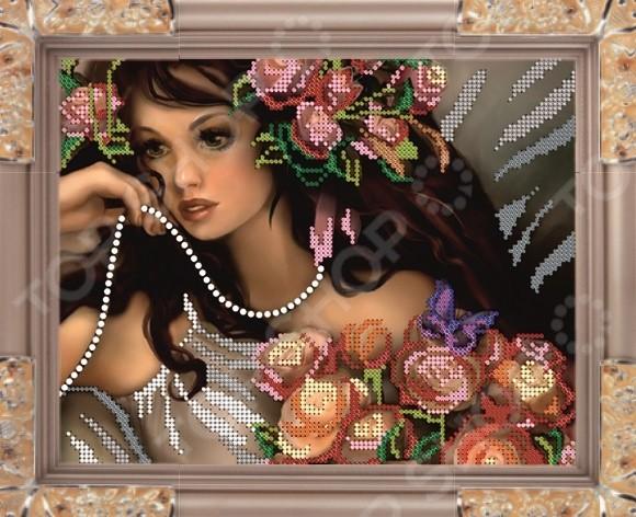 Набор для вышивания бисером «Нежная фея»