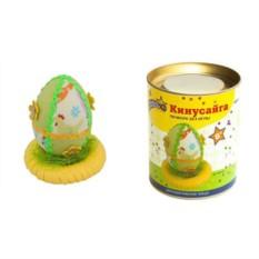 Набор для творчества Кинусайга 3D. Декоративное яйцо