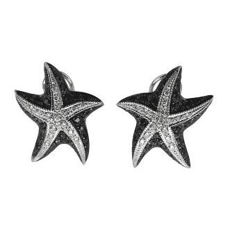 Серьги «Морская звезда»