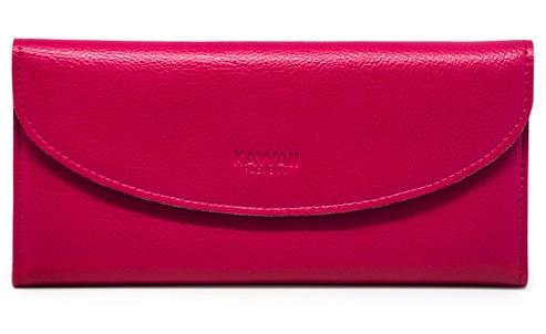 Кошелек Crown (ярко-розовый)