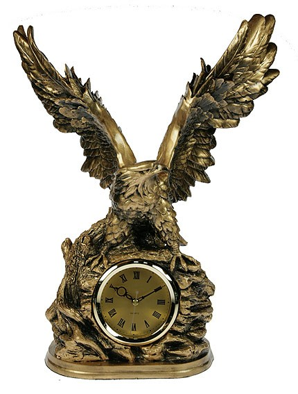 Настольные часы Орел