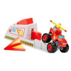Машинка Mattel Blaze Вспыш и пусковое устройство