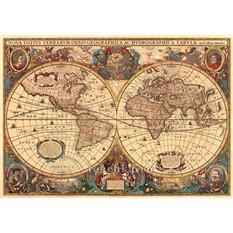 Пазл Историческая карта, Ravensburger