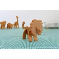 Формы для печенья 3D Safari Лев