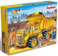 Детский конструктор Самосвал грузовой (280 деталей)