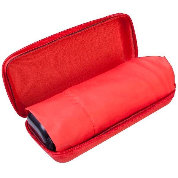 Зонт Unit Five, красный