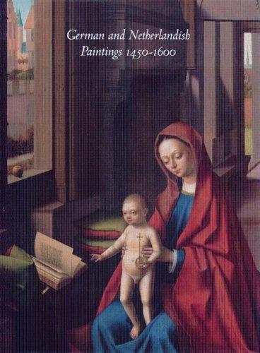 Немецкие и голландские художники 1450-1600