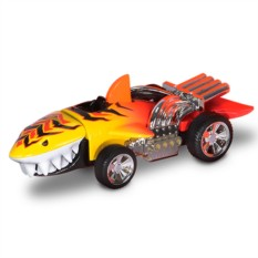 Машинка Toy State Hot Wheels на батарейках Желтая акула