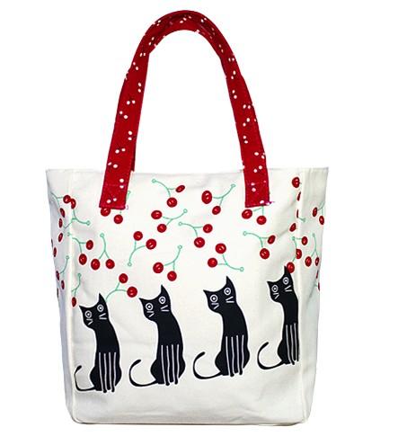 Сумка Cherry & cats