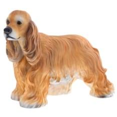 Декоративная фигура Собака Американский коккер спаниель