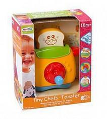 Развивающая игрушка Мой первый тостер