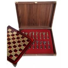 Большие сувенирные шахматы «Античные войны»