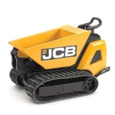 Модель гусеничного перевозчика сыпучих грузов JCB Dumpster