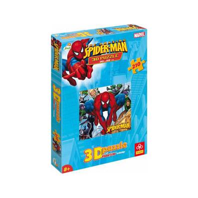 3D-пазл «Человек-Паук»