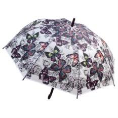 Женский зонт Бабочки N1