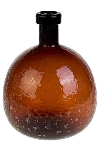 Ваза для цветов Пузатая бутыль