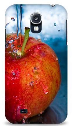 Пластиковая 3D накладка для Samsung S4 i9500