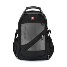 Серый рюкзак Swissgear
