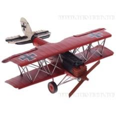 Декоративная модель Самолет , длина 32см