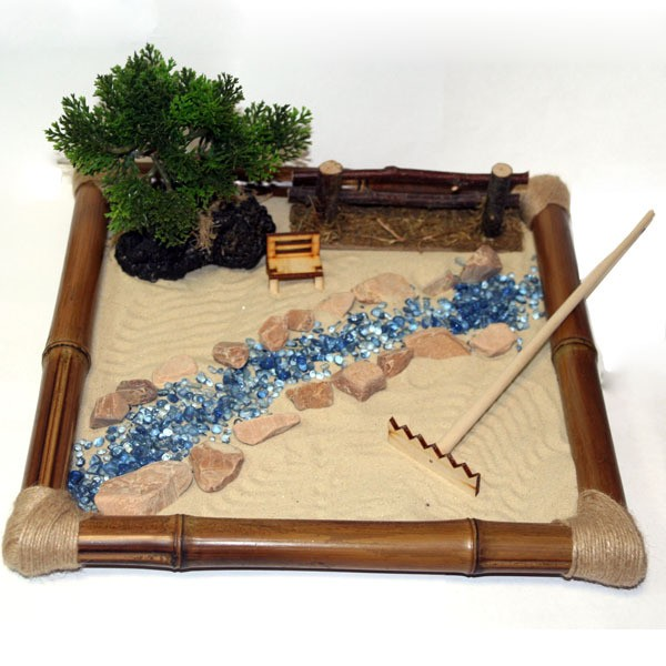 Японский садик Ручеек