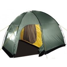 Зеленая палатка BTrace Dome-3