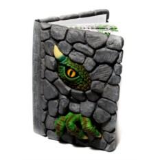 Дневник с обложкой «Тайный дневник дракона»