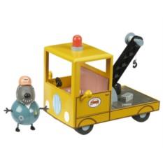 Игровой набор «Машина Погрузчик с фигурками», Peppa Pig