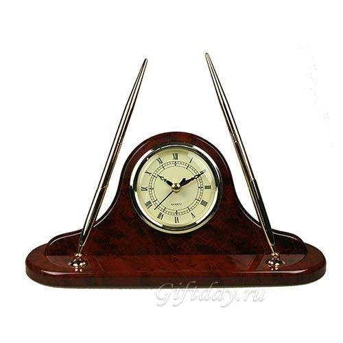 Настольные часы с ручкой Brigant