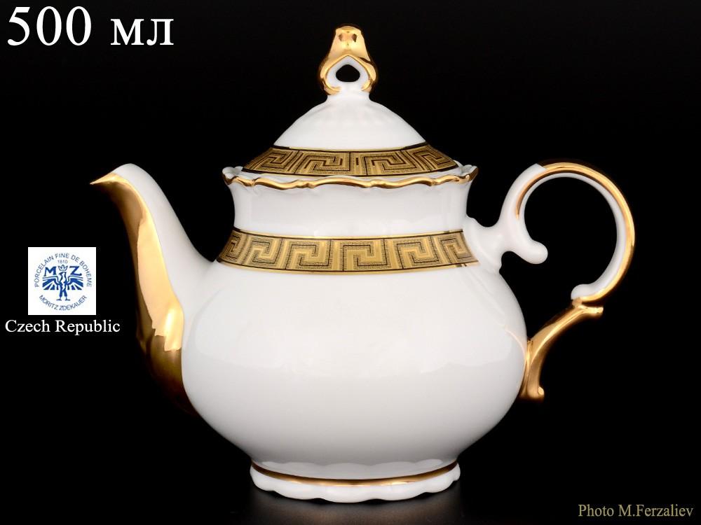 Заварочный чайник Магнолия Версаче