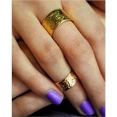Фаланговые кольца (золото, 750 проба)