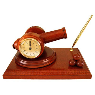 Часы-термометр «Пушка»