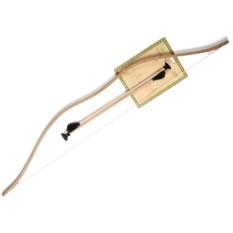 Деревянное игрушка Лук и стрелы