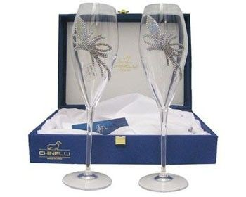 Набор для шампанского King Flower