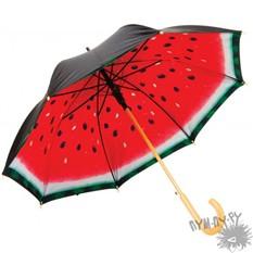Зонт-трость Арбуз