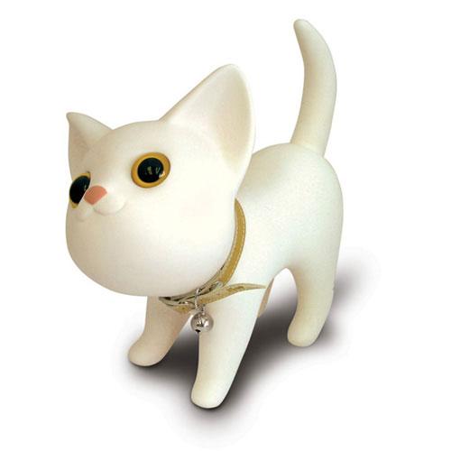 Копилка «Белая кошка»