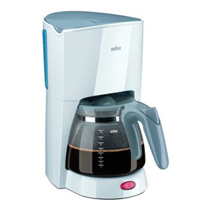 Кофеварка Braun KF 400
