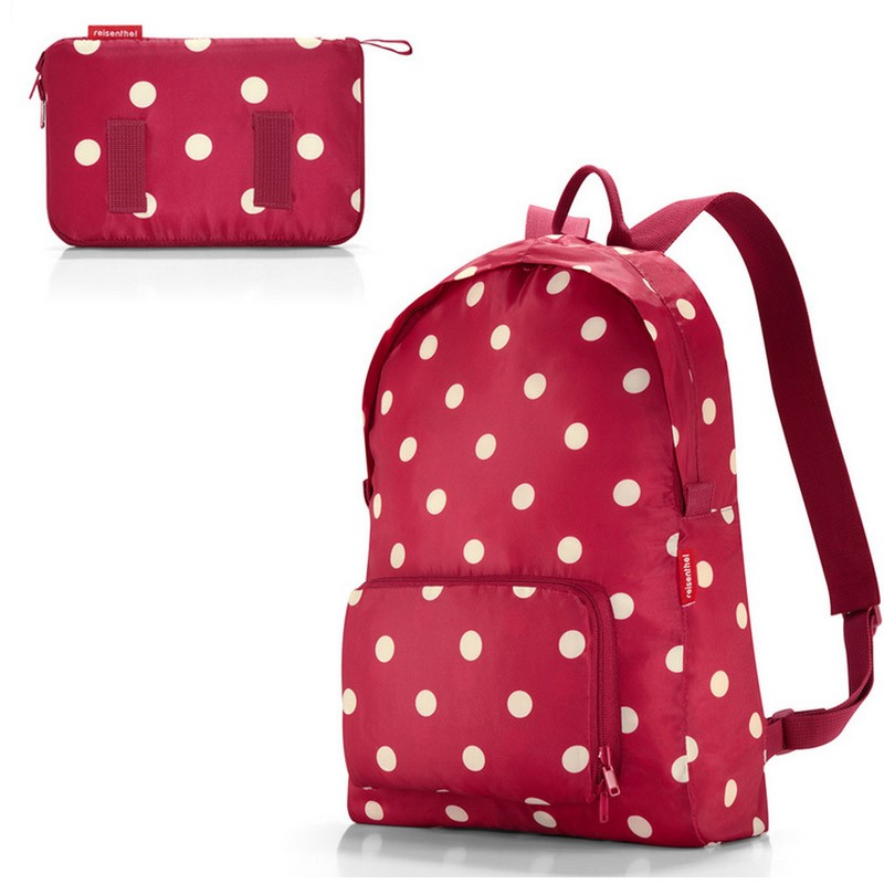 Складной рюкзак mini maxi ruby dots