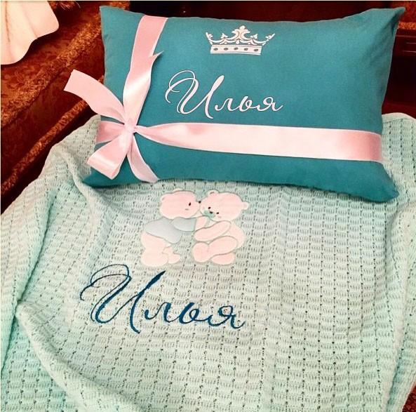 Именной подарок на день рождения ребенка 851