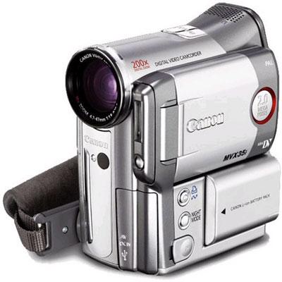 Видеокамера Canon MVX35i