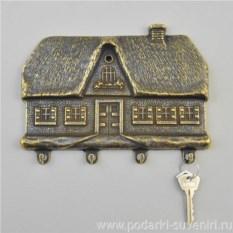 Античная ключница Домик