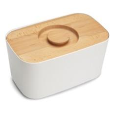 Хлебница с крышкой-доской для резки Safe Bread